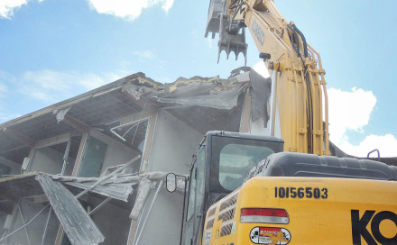 Splendid China Hotel Demolition – Kissimmee, Florida – Pro Demolition | Demolition Experts