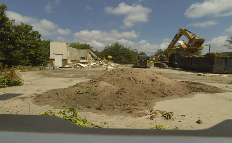 Pro Demolition | Demolition Experts – Orlando, FL – Car Wash Demolition Timelapse